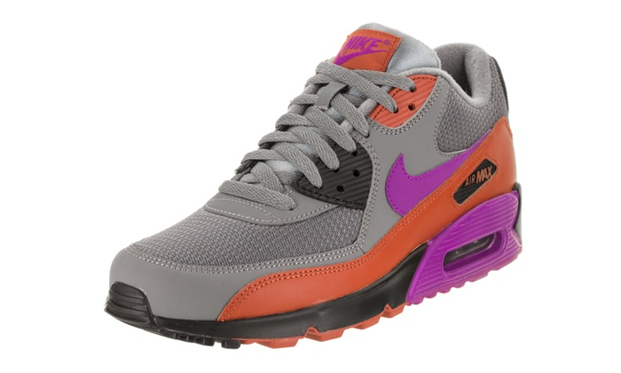 c51badb746 Nike Men's Air Max 90 Essential Running Shoe | Groupon