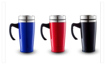 16 OZ Stainless Steel Coffee Cup fa5f4c3b-91b8-4789-a940-200c8c6c5e76