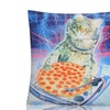Soft Cotton Linen Printed Cushion Pillow