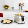 Kalorik TO-37895-SS 2-Slice Stainless Steel Toaster