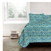 Libra 3 Piece King Quilt Set