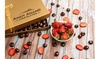 Andy Anand California fresh Strawberries covered with Rich Dark Chocolate 2 lbs