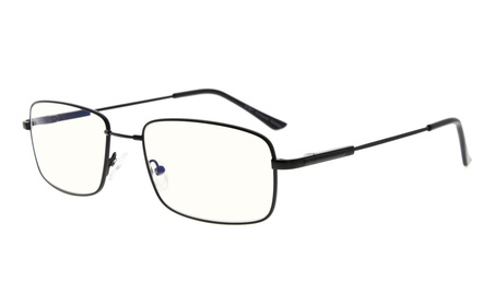 Eyekepper titanium transparent lens computer reading glasses CG1701 eab70adf-7acc-4e82-a469-266906c93ebb