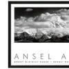Mt. McKinley Range Denali National Park, Alaska, 1948 by Ansel Adams