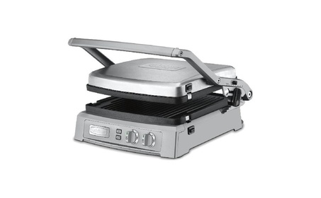 Cuisinart Gr-150 Griddler Deluxe - Brushed Stainless 2db917ce-3b9b-4394-9002-0ab972eaa7aa