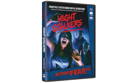 Morris Atmosfearfx Halloween Party Decorations Night Stalkers Dvd 4c617495-5080-4bed-8332-ccb79447bad3