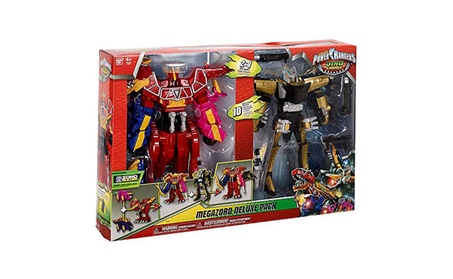 Power Rangers Dino Charge Megazord Deluxe pack ca013e73-48e6-486e-b358-4693446774ec