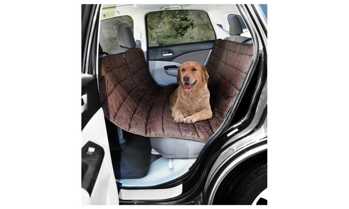 decade savings   fy pooch all season hammock car seat protector      fy pooch all season hammock car seat protector   groupon  rh   groupon