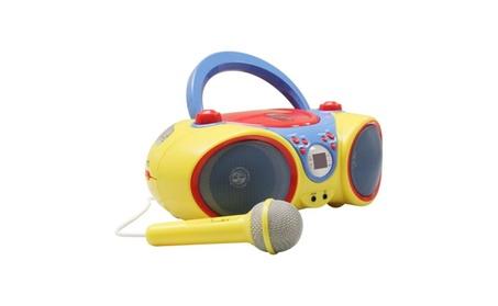 HamiltonBuhl Kids-CD30 Kids Audio CD Player Karaoke Machine 2b10d5c2-7d0d-42fb-989b-40ac31f85a72