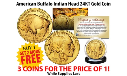 Up To 53 Off On Native Americans Tribute Coin