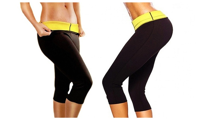 Slimming Pants Weight Loss Hot Thermo Sweat Sauna Neoprene Body Shaper
