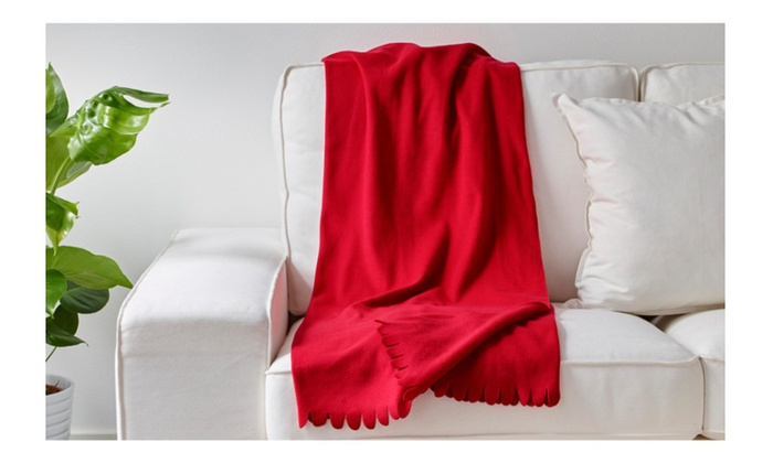 Polarvide 100 % Polyester Throw Machine Washed