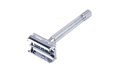 Double Edge Chrome Shaving Safety Razor e92a35a6-e933-48da-9719-d901949a5491
