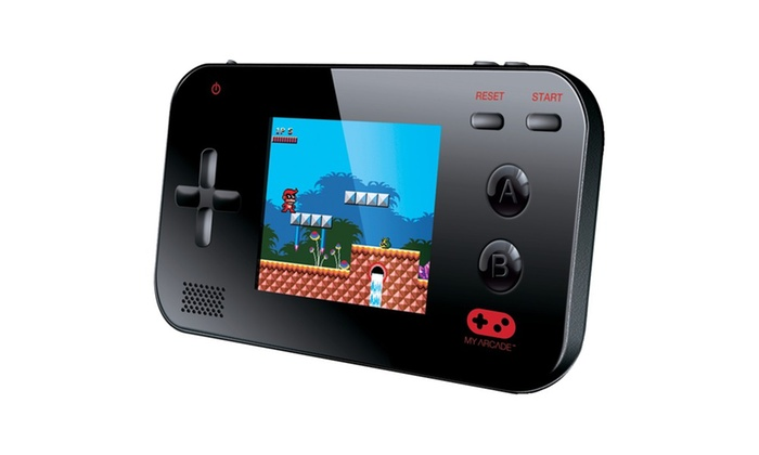 Dreamgear dgun 2573 my arcade gamer v portable gaming for Gamer v portable