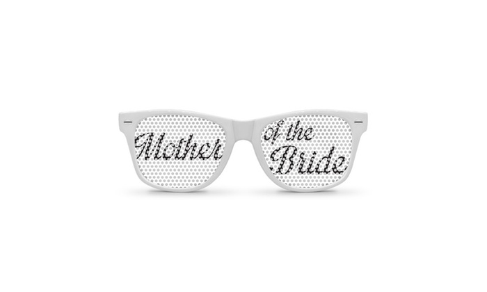 Mother of Retro Party Sunglasses