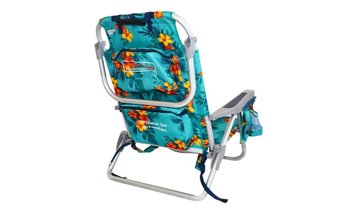 Backpack Cooler Beach Chairs Tommy Bahama Various Colors