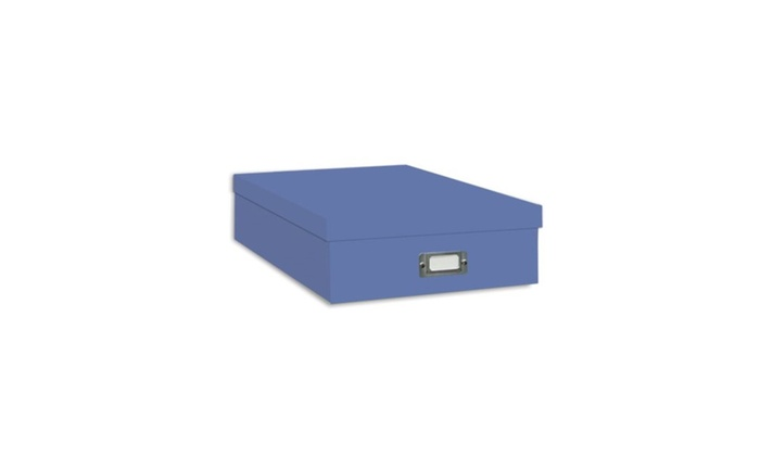 Jumbo Scrapbook Storage Box