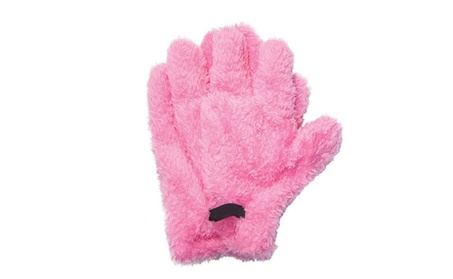 Tell Sell New Premium Quick-Dry Microfiber Hair Drying Glove bd641cb3-3226-494d-8e6b-9f46f1defa33