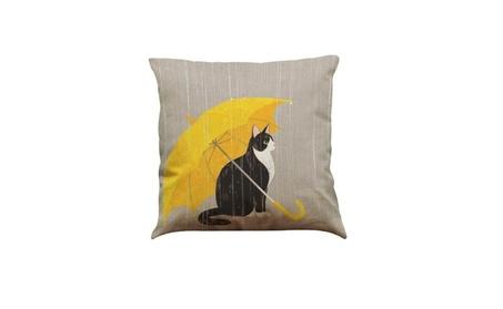 Festival Cushion Covers, Cute Cat Throw Pillow Case Sofa Bedroom Decor 90c6c7c1-1164-459c-9cd6-ad5aa4f78aae