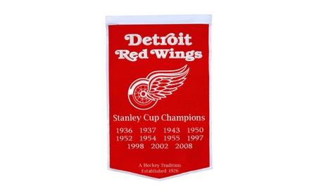 Winning Streak Sports 78000 Detroit Red Wings Banner da5d0eca-4134-4f3b-9859-617b350acac8