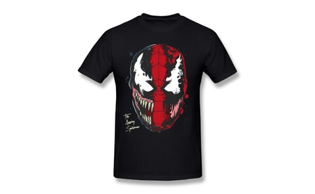 Daft Spider, Spiderman Marvel Comic Cartoon T-Shirt 692e4b80-d860-41d3-a789-cb16f2b29111
