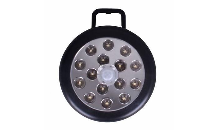 15 LED Auto PIR Sensitive LED Light