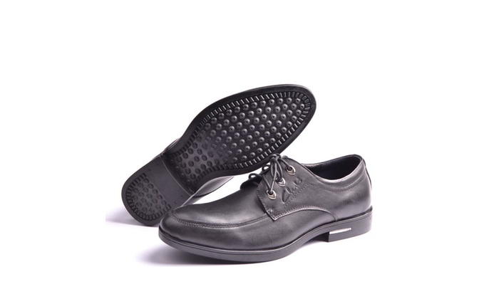 Women's Casual Oxfords Leather Shoes