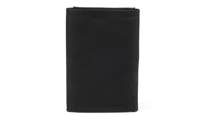 8598cf51d2af Timberland Mens Classic Canvas Trifold Wallet