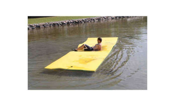 The Water Pad Floating Water Mat Factory Direct ...