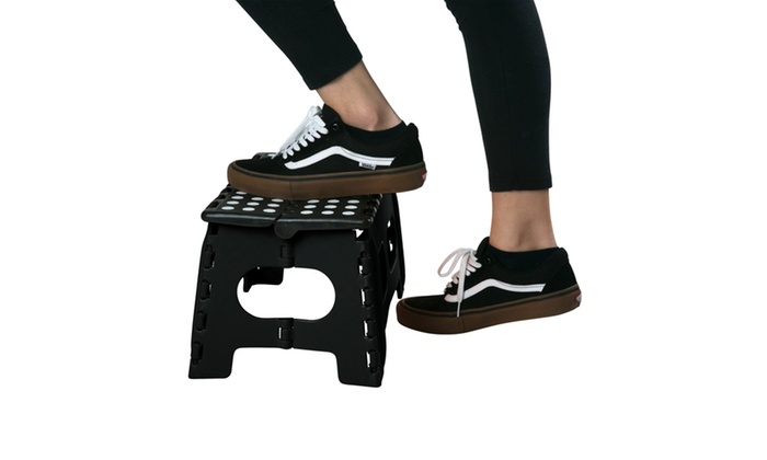 Extra Wide Folding Step Stool Livingsocial