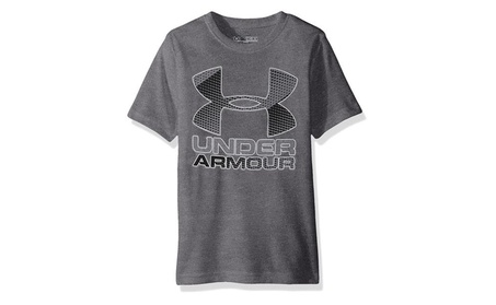Under Armour Boys' Big Logo T-Shirt e9288496-bde7-4d97-a86f-d835ef105e39