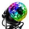 Mini LED Stage Magic Light ANKO 7 Color Changes Sound Active RGB Light