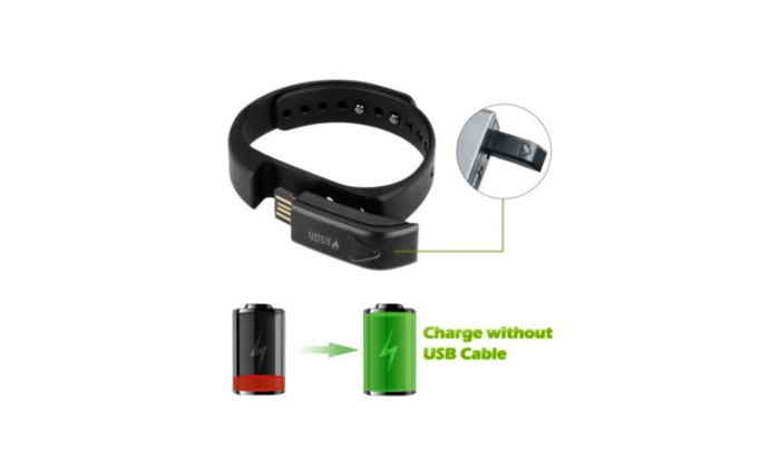 E02 Smart Bluetooth Home Sport Bracelet Waterproof Phone For Android