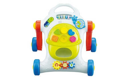 Baby Walker and Activity Center - Educational and Interactive Baby Toy 336a0e3f-3fc4-414e-9234-0c46adb6b26e