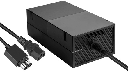 iMounTEK Power Supply Brick Cord for XBOX One, AC Adapter, Wall Charger