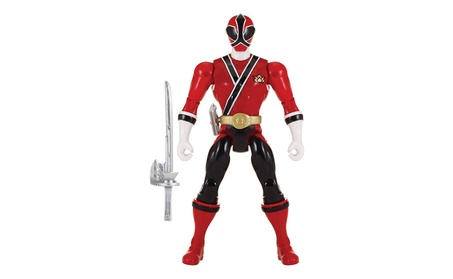 Power Rangers Super Megaforce - Samurai Red Ranger Action Hero, 5-Inch 2897388b-3045-4c76-96fe-b26f77546dee