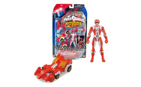 Power Rangers Operation Overdrive Mega Torque Red Power Ranger 0264d8e5-cf40-4bac-b37f-c148eaa5d6cb