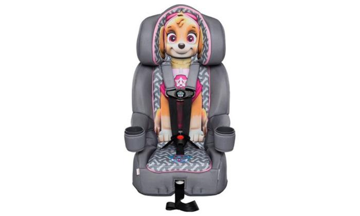Nickelodeon Paw Patrol Skye Combination Harness Booster Car Seat