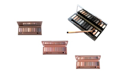 Nude or Smokey Eye Shadow Palettes (1 or 4 pack ) 6bb9c9a6-0ec0-4be7-b1ef-049eb7d25060