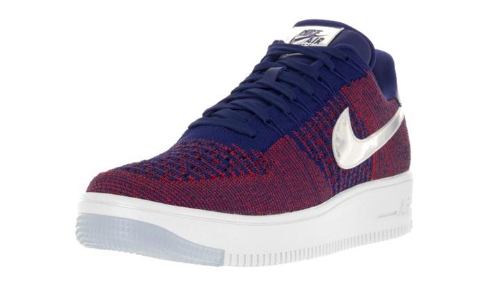 3c9116884555 Nike Men s AF1 Ultra Flyknit Low Prm Basketball Shoe
