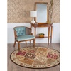 Cambridge Traditional Abstract Area Rug