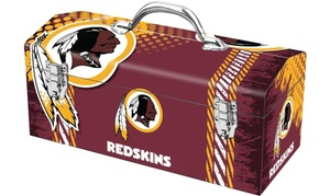 Sainty International 79-331 Washington Redskins Art Deco Tool Box