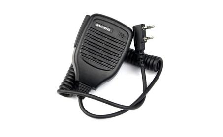 2 Pin Baofeng PTT Speaker Mic for Kenwood 240898d0-92fa-4030-9d15-fdb71d675abd