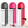 InStyle Pill Organizer Water Bottle