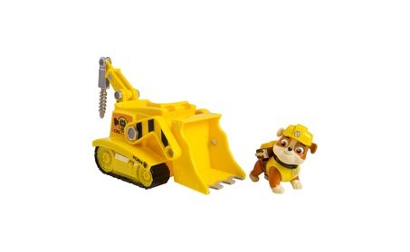 Paw Patrol - Rubble's Digg'n Bulldozer (works with Paw Patroller) fb4499f5-e4b1-49f1-b870-4ef0cbe990c6