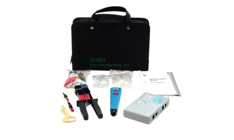 StarTech CTK400LAN RJ45 Network Installer Tool Kit with Carrying Case 4caaecf6-a15c-4955-8e26-0d2b7b767113