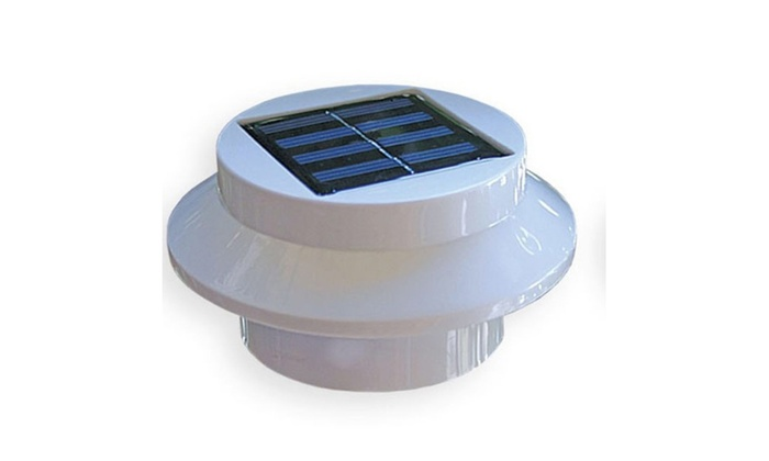 Homemax Solar Powered Lights for Outdoor Use
