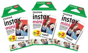 Fujifilm 600016111 Instax Mini Instant Film