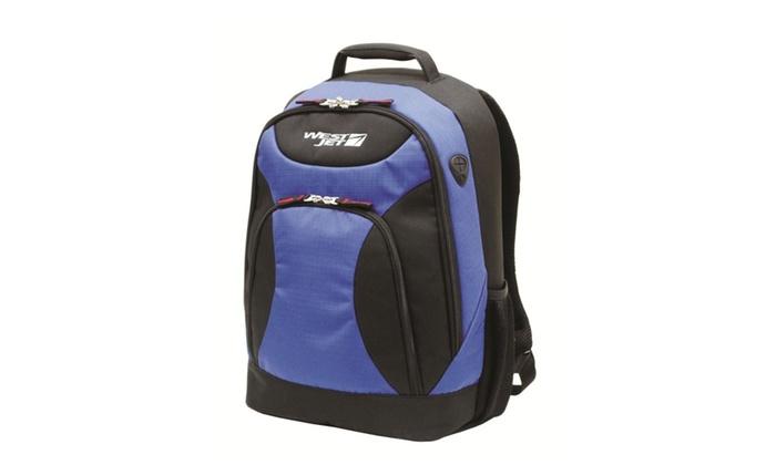 WestJet X-Terrain Lightweight Laptop Backpack ... 8b4981b7c