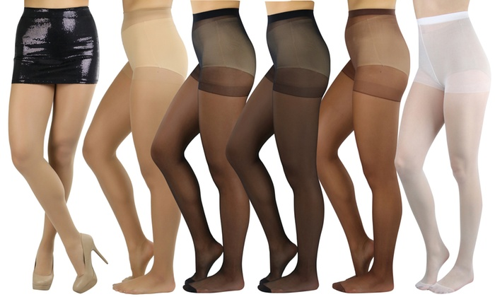 Consider, that 100 sheer pantyhose your